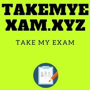 Take My Exam