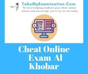 Cheat Online Exam Al Khobar