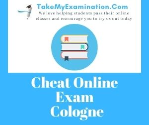 Cheat Online Exam Cologne