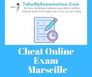 Cheat Online Exam Marseille