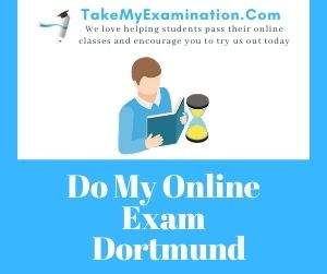 Do My Online Exam Dortmund