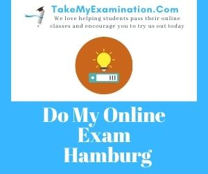 Do My Online Exam Hamburg