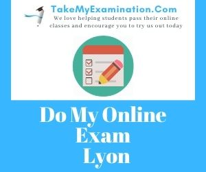 Do My Online Exam Lyon