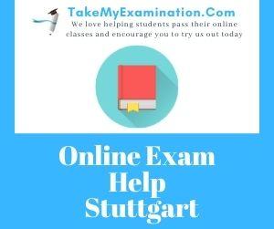 Online Exam Help Stuttgart