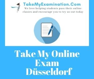 Take My Online Exam Düsseldorf