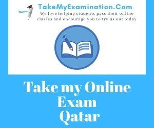 Take My Online Exam Qatar