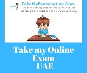 Take My Online Exam UAE