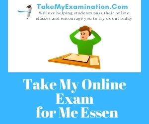 Take My Online Exam for Me Essen